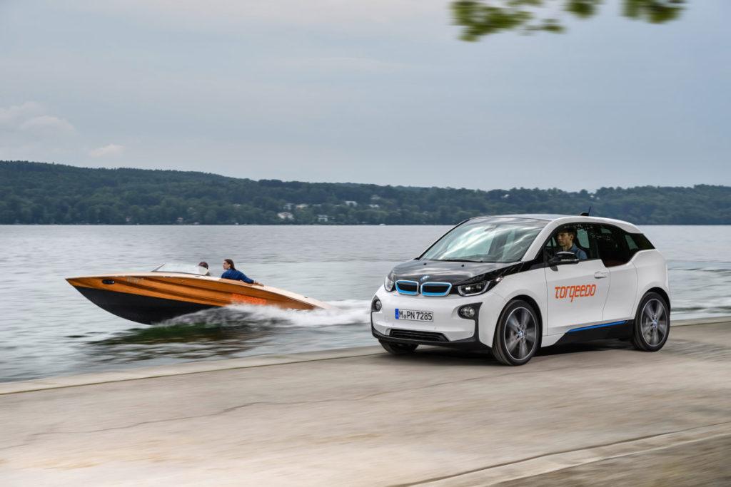 Torqeedo - BMW i3 - BMW i