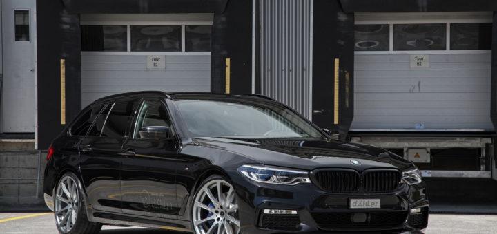 BMW Serie 5 Touring G31 - Dahler Tuning