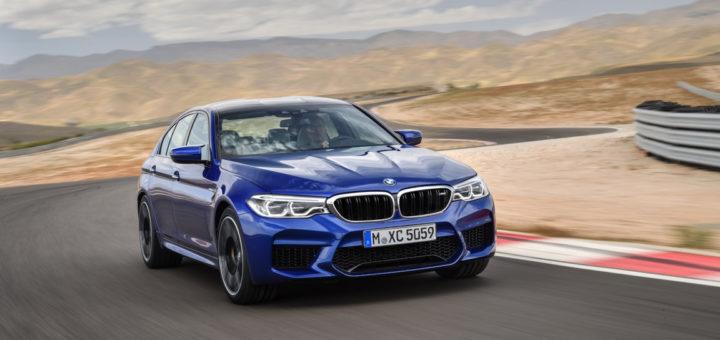 BMW M5 M xDrive F90 2018