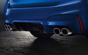 BMW M5 Standard Exhaust