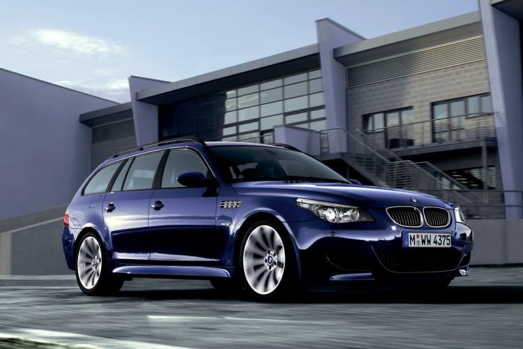 BMW M5 Touring V10 S85 E61