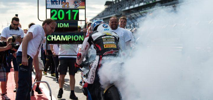 BMW Motorrad Motorsport IDM Championship 2017