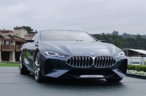 BMW Serie 8 Concept Pebble Beach 2017 LIVE