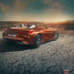 BMW Z4 Concept Peeble Beach 2017 - BMW Z4 Roadster