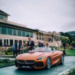 BMW Z4 Concept Peeble Beach 2017 LIVE