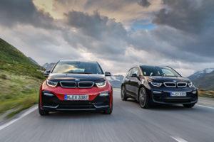 BMW i3 - BMW i3s 2018