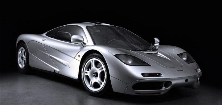 McLaren F1 - BMW S70