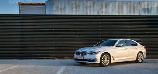 BMW 520d EfficientDynamics - BMW Serie 5 G30
