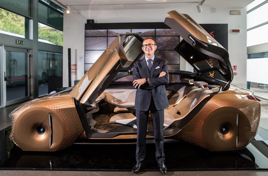BMW Vision NEXT 100 - BergamoScienza2017