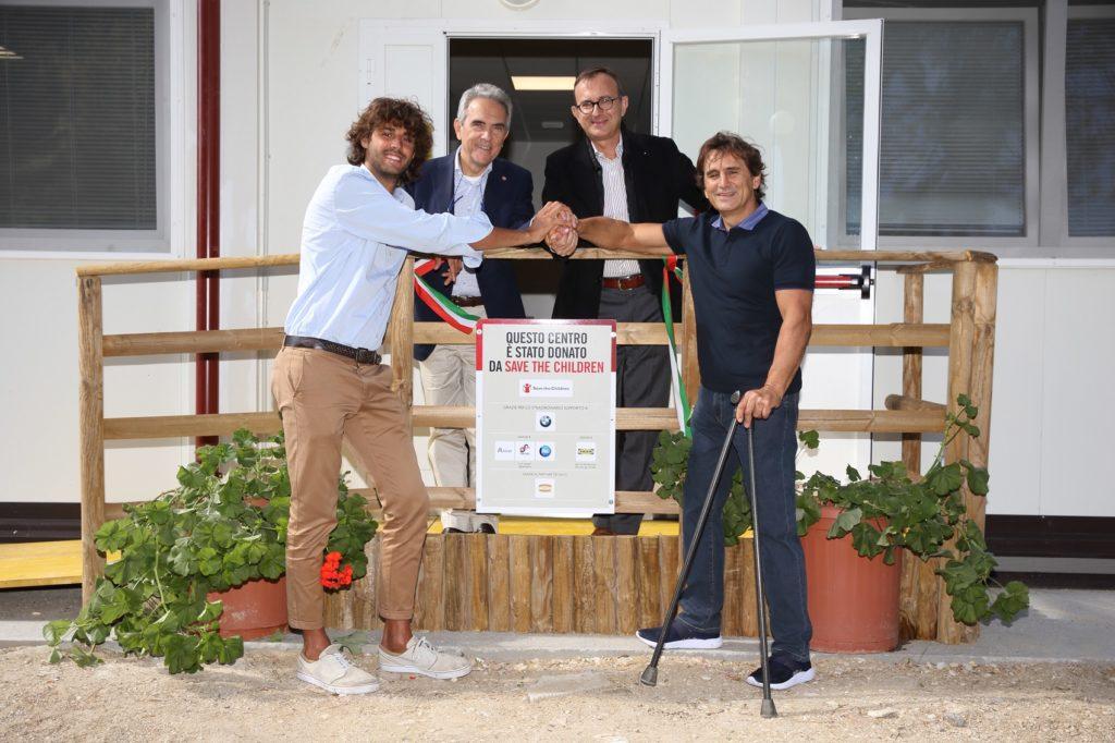 Amatrice - Zanardi, Tamberi, Centro Giovani 2.0