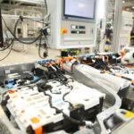 BMW Brilliance Automotive - High Voltage Battery Center