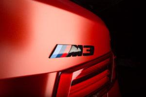 BMW M3 30 Years America Edition 2018 - BMW M3 F80