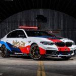 BMW M5 M xDrive Safety Car Moto GP F90 2018