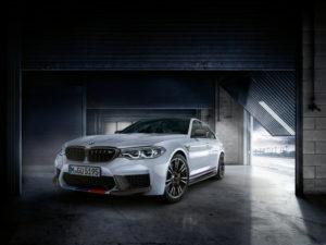 MW M5 con BMW M Performance Parts - SEMA 2017 - F90