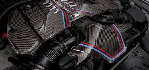 BMW M5 con BMW M Performance Parts - SEMA 2017 - F90 (6) S63