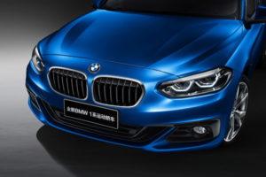 BMW Serie 1 Sedan China - Great Wall - Brilliance