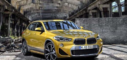 BMW X2 X-Line F39 Spy