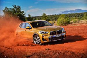 BMW X2 xDrive20d M Sport X 2018 F39