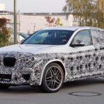 BMW X4M 2018 F98 Spy
