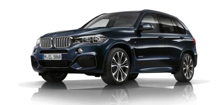 BMW X5 Special Edition F15