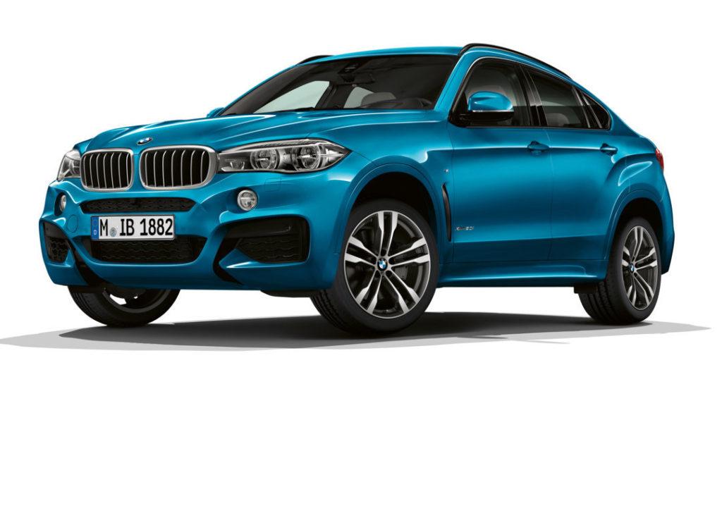 BMW X6 M Sport Edition F16
