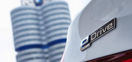 BMW iPerformance - BMW eDrive