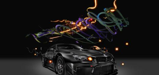 BMW ArtCar - BMW M6 GT3 - Macao
