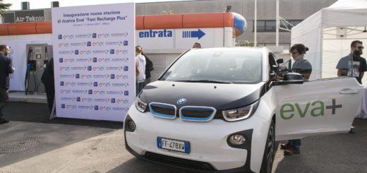 BMW Italia - ENEL - EVA+