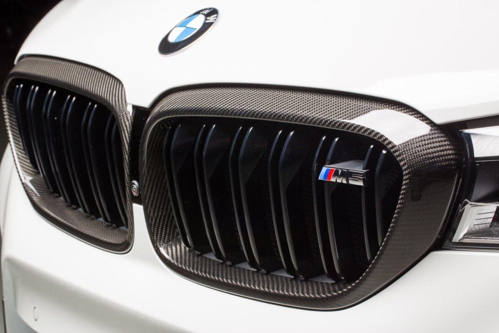 BMW M5 M Performance Parts