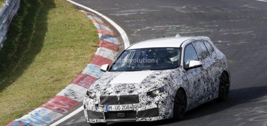BMW Serie 1 F40 Spy