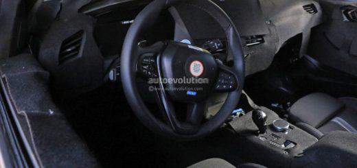 BMW Serie 1 F40 Spy - BMW 125xe plug in hybrid