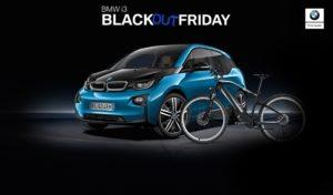 BMW i3 Black Friday - BMW i 2017 - BMW i3 Black Out Friday 2017