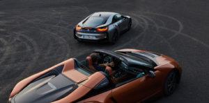 BMW i8 Roadster - BMW i8 Coupe' LCI - BMW i 2017