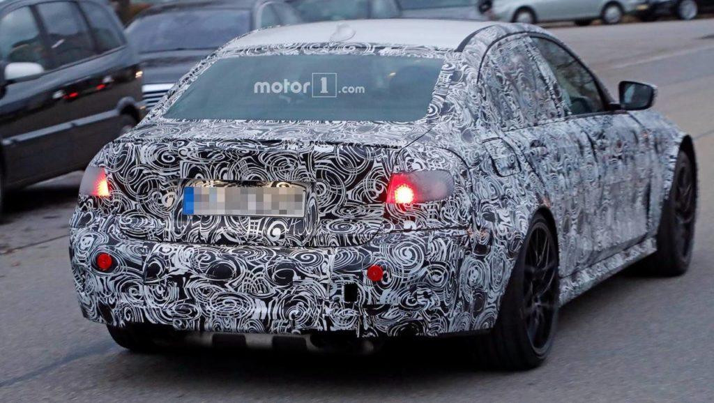 BMW M3 G80 2020 - BMW Serie 3 G20