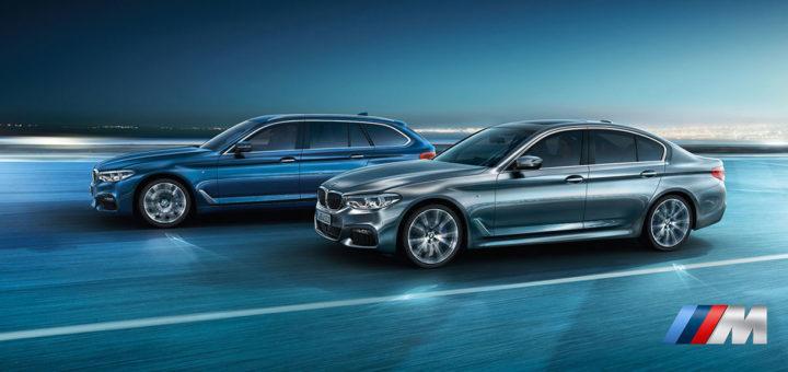 BMW Serie 5 M Sport G30 G31