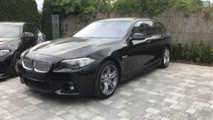 BMW 550i Touring F11