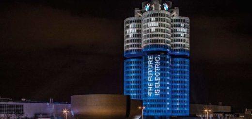 BMW Group - BMW i - BMW iPerfomrnace - Quattro cilindri EV