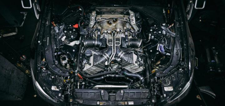 BMW M5 Touring F11 Tuning
