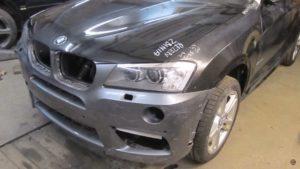 BMW X3 F25 Repair