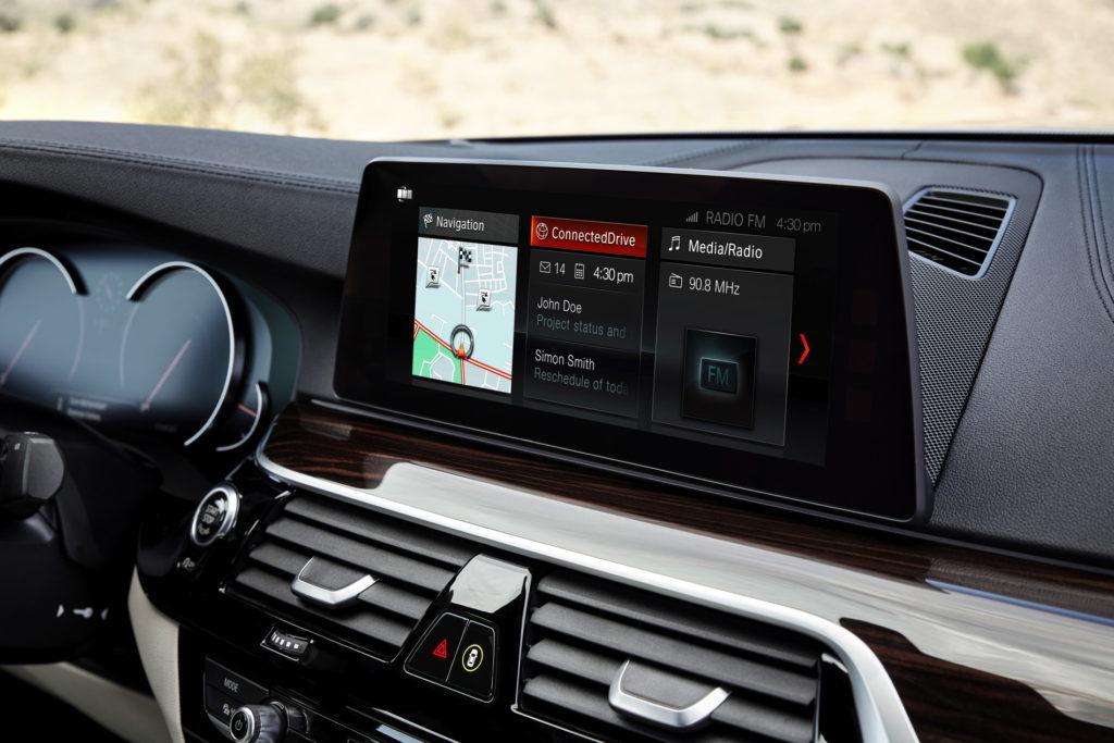 BMW iDrive 6.0 - BMW ConnectedDrive