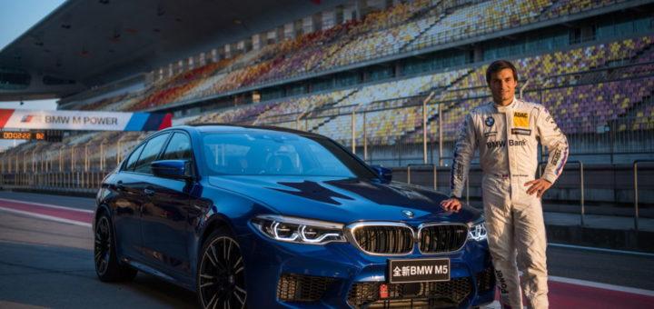 Bruno Spengler BMW M5 M xDrive - F90