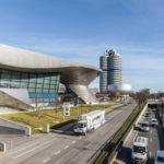 Electric Trucks - BMW Group Plant Monaco
