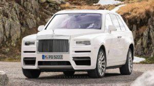 Rolls Royce Cullinan Render Spy