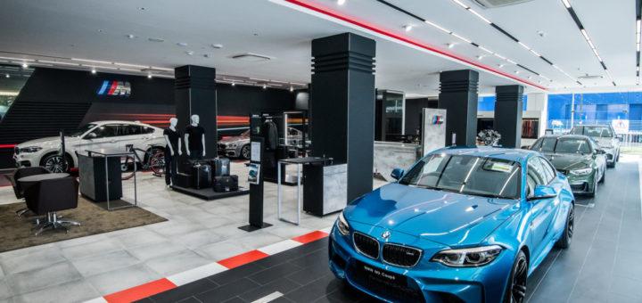BMW M - Singapore Showroom Performance Munich Autos
