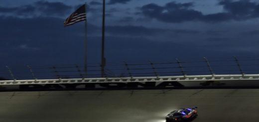 BMW M8 GTE - 24h Daytona 2018