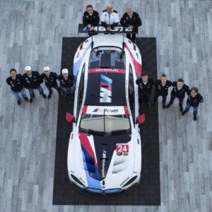 BMW M8 GTE - Livrea 24h Daytona - BMW Serie 8