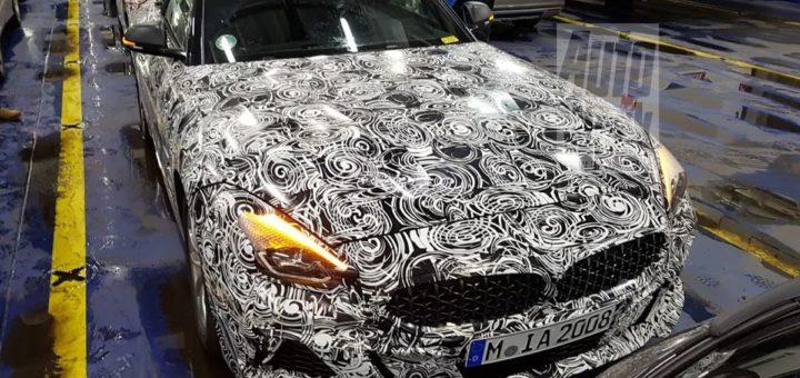 BMW Z4 Roadster 2018 G29 Spy