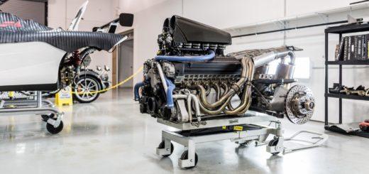 McLaren F1 - BMW S70 - Revisione