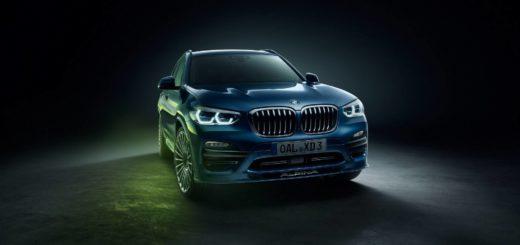 Alpina XD3 2018 - BMW X3 G01 (2)