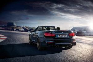 BMW M4 Cabrio Edition 30 Jahre 2018 - F83 (2)